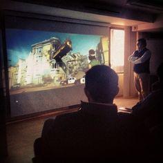 19 Ocak 2013 oyun programlama semineri - @3dakademi- #webstagram