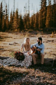 30 Beautiful Bohemian Wedding Photos For Your Album ❤️ bohemian wedding photos bride and groom Tricia Victoria Photography wedding pictures 30 Beautiful Bohemian Wedding Photos For Your Album Bohemian Wedding Inspiration, Elopement Inspiration, Elopement Ideas, Wedding Photography Poses, Wedding Photography Inspiration, Guitar Photography, Wedding Portraits, Photography Ideas, Rustic Prenup