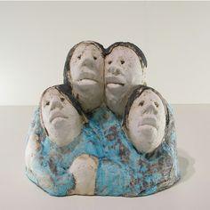 Sjer Jacobs familie keramiek - Kunst