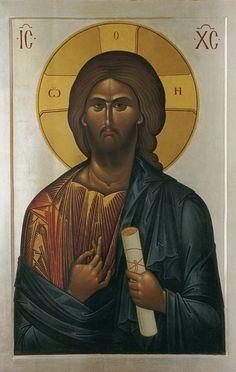 Images Of Christ, Holy Quotes, Byzantine Icons, Orthodox Christianity, Jesus Pictures, Catholic Art, Believe In God, Orthodox Icons, Holy Spirit