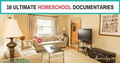 16 Ultimate Homeschool Documentaries