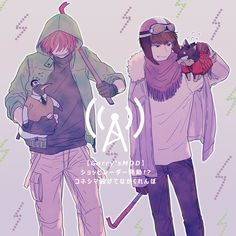 Kagerou Project, Anime Art, Fandoms, Hero, Drawings, Anime Boys, Twitter, Anime Characters, Sketches