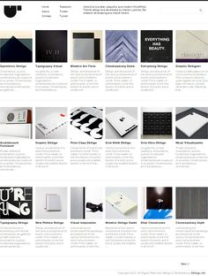 Ultra Grid Theme  Ultra Grid Theme is beautiful and modern WordPress theme with a grid like design. This is perfect theme for any artist to showcase their portfolio in a grid layout style