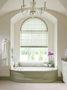 Best 25+ Arch window treatments