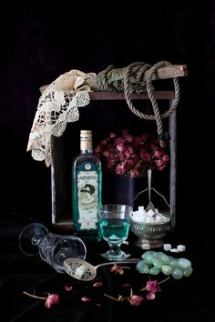 Still Life withAbsinthe- Winter Collection
