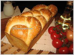 Paine impletita Cinnabon, Romanian Food, Rolls, Buns, Recipes, Breads, Diy, Crafts, Home