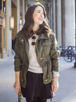 The Spring Style Guide For Chilly Climates #refinery29  http://www.refinery29.com/liz-adams-layering-tips