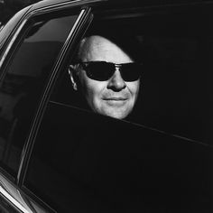 Anthony Hopkins | by Michel Comte