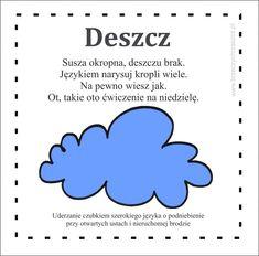 Polish Language, Activities For Kids, Kindergarten, Classroom, Education, Logos, Children, Fictional Characters, Speech Language Therapy