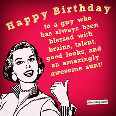 35 Birthday Wishes For Your Dear Nephew Happy Birthday to a guy who has always been blessed with brains, talent, good looks, and an amazingly awesome aunt! Son Birthday Quotes, Birthday Message For Nephew, Happy Birthday Nephew Funny, Happy 25th Birthday, Birthday Memes, Sister Birthday, Clever Birthday Wishes, Happy Birthday Wishes For A Friend, Happy Birthday Messages