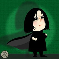 Vector Potter Snape by brodiehbrockie on DeviantArt Lily Potter, Harry Potter Fan Art, Lightning Scar, Character Personality, The Last Movie, Mischief Managed, Hogwarts, Nerdy, Deviantart