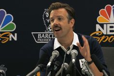 """Wales? Is that a different country?""  ""Yes and no"" - American Ted Lasso takes over at Tottenham Hotspur - SBNation.com"
