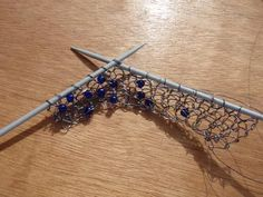 knitting with wire                                                                                                                                                      More