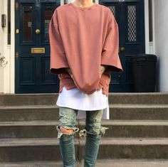 Cut off sweatshirts. Check out more outfits at. Www.daytripperinc.com