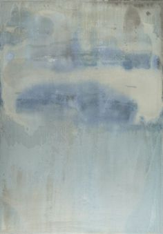 a perfect gray: abstract art and an antique. kiki slaughter. #abstractart