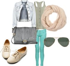 """casual"" by madatmadi on Polyvore"