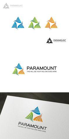 Paramount Logo Template