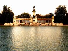 Madrid, Spain Retiro Park