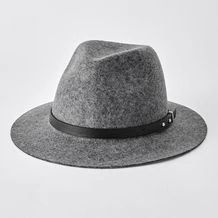 For the stylish woman on the go, look to our Fiona felt fedora to complete your winter look. Medium sized brim Leather like strap around head with gold detailing Fedora styling Winter Looks, New Look, Target, Felt, Australia, Stylish, Leather, Feltro, Felt Crafts