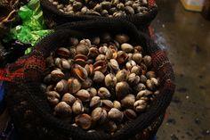shellfish in Norwegian market