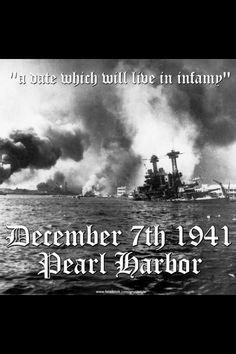 Pearl Harbor - everything about the attack on Pearl Harbor & WWII fascinates me!