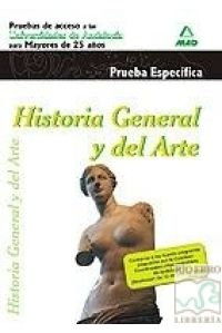 HISTORIA GENERAL Y DEL ARTE PRUEBA DE ACCESO A LA UNIVERSIDAD