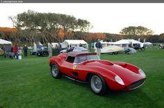1957 Ferrari 335 Sport (335 S) | Conceptcarz.com