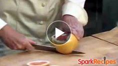 Easy tips for segmenting citrus