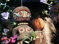 Disneyland, Adventureland Tiki Room | Flickr - Photo Sharing!