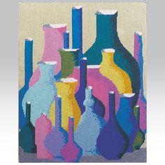 Blue Pots - Ehrman Tapestry