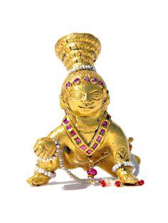 Gold Laddu Gopal