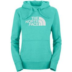 Mint North Face hoodie