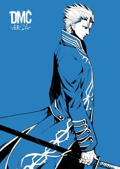 Devil May Cry Vergil                                                                                                                                                                                 More