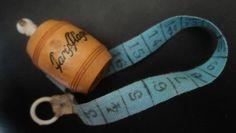 Vintage Stanhope Tape Measure Paris Plage in Le Touquet France | eBay