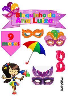 Bolo Barbie, Alice, Scrap, Rose, Party, Carnival Themed Party, Carnival Birthday Parties, Carnival Decorations, Hanging Mugs