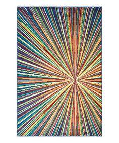 Look at this #zulilyfind! Prism Madeline Rug by Loloi Rugs #zulilyfinds