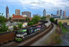 RailPictures.Net Photo: NS 6963 Norfolk Southern SD60E at Atlanta, Georgia by Norfolk Southern Corp