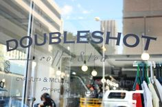 Braamfontein | Doubleshot-koffiewinkel #braamfontein #doubleshot Double Shot, South Africa, Street View, Rice
