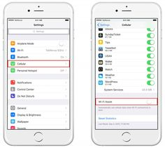 how to turn off wifi assist, ios 9, tutorial