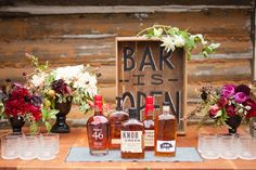 """Bar Is Open"" 