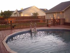 above ground pool decks cheap pools attractive above ground pool decks with rustic wood railing country farmhouse scenic flower in earthen pot on deck awesome 77 best decks images on pinterest ground pools swiming
