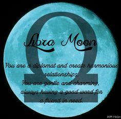 Keywords a Libra Moon can relate to. Enjoy!