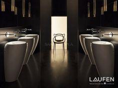 ILBAGNOALESSI One diseño de Stefano Giovannoni para @laufenbathrooms , ha hechizado el mundo del diseño del hogar por muchos años. Se caracteriza por sus formas intemporales, la imaginación brillante y un toque de excentricidad. Los elementos de porcelana de este cuarto de baño están considerados piezas de autor. Sanitarios y muebles de baño Laufen de venta en Sánchez Plá http://www.sanchezpla.es/sanitarios-muebles-y-banera-ilbagnoalessi-one-de-laufen/
