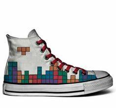 zapatillas pintadas - Buscar con Google 3cbc8e74084