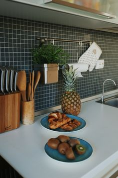 Modern, Kitchen, Home, Trendy Tree, Cooking, Kitchens, Cuisine, Haus, Homes