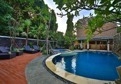 An exotic Bali stay in a luxury suite, with breakfast and one lunch or dinner plus an optional massage and transfer