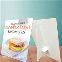 Prinveo.com -- A counter card is a marketing tool any business can use. It is a flat advertising material put in strategic locations such as counter tops, information desks or waiting areas. They are commonly used as point of purchase displays, service menus, event signs and trade show displays.