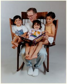 The Rocking Chair Every Grandparent Needs - Simplemost