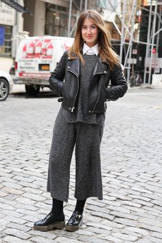 Office Apropos: Winter 2015 Professional Loungewear