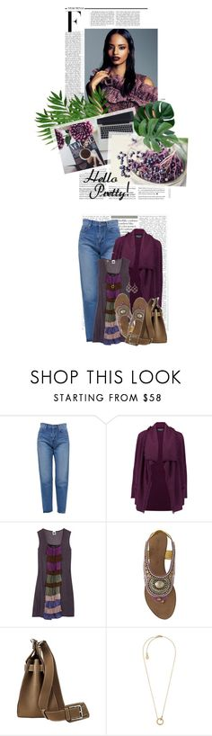 """""""2 days left in the Perfectly Purple Contest"""" by crystal85 ❤ liked on Polyvore featuring Nicki Minaj, Yves Saint Laurent, Magaschoni, Missoni, CO, Hermès and Michael Kors"""